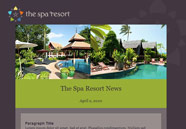 The Spa Resorts